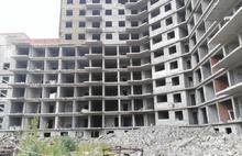 Проблемную многоэтажку на проспекте Фрунзе в Ярославле снова начнут строить