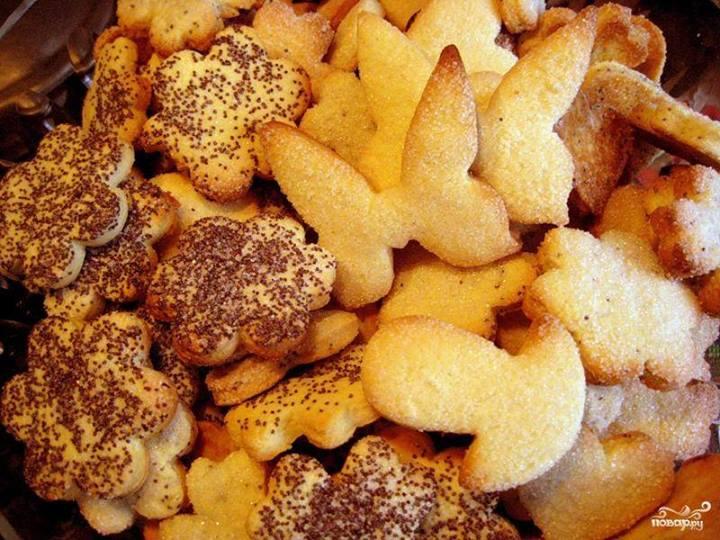 вкусное детское печенье рецепт с фото